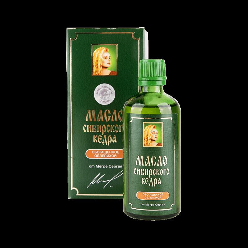 Tyrniuutteella rikastettu sembraöljy, 100 ml