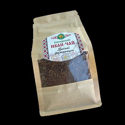 «Siperian Ivan-Chai» - Tuplasti fermentoitu Maitohorsman tee, 100 g